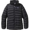 Patagonia Girls' Down Sweater Black